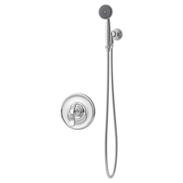 Symmons 5103-1.5-TRM Winslet Shower Only Trim Package with 1.5 GPM Single Function Hand Shower
