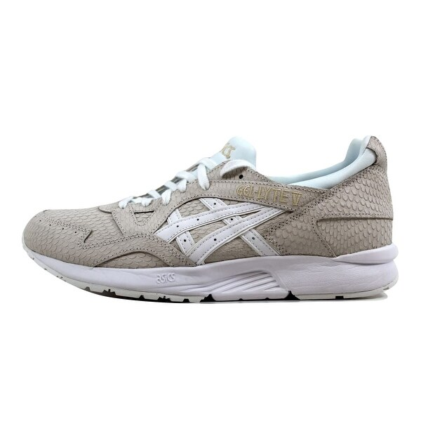 Shop ASICS Womens Gel Lyte V Leather Low Top Lace Up Running