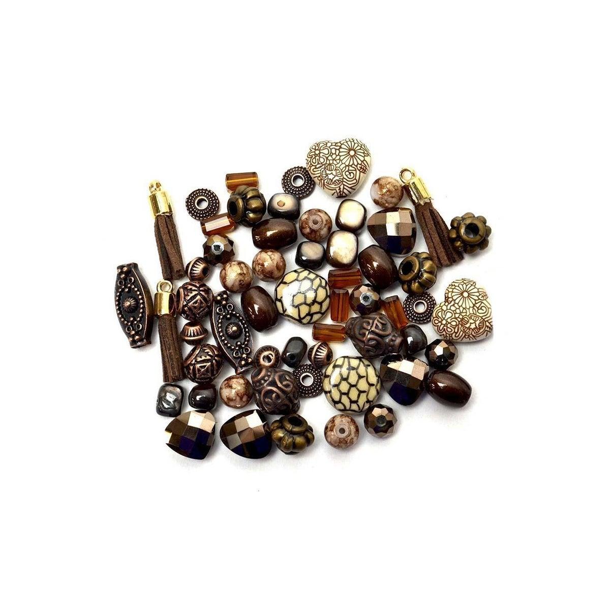 Jesse James Beads White Label Collection Stargazer Bead Strand