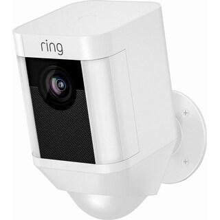 Ring - Spotlight Cam Wire-free - White