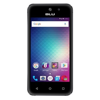 BLU Vivo 5 Mini V050Q Unlocked GSM Quad-Core Dual-SIM Phone