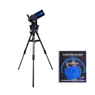 Meade Instruments ETX125 Observer Telescope With Skymaps Telescope