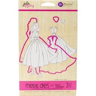 Julie Nutting Metal Die-Coordinates W/Rita Stamp 11102