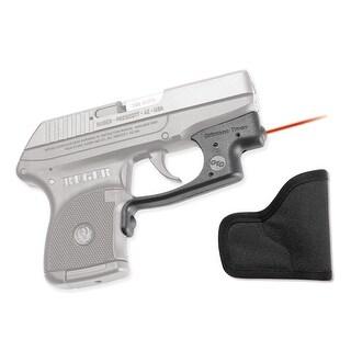Crimson Trace Red Laserguard W/ Pocket Holster For Ruger Lcp - Lg-431H