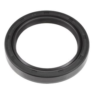 Oil Seal, TC 42mm x 55mm x 8mm, Nitrile Rubber Cover Double Lip - 42mmx55mmx8mm