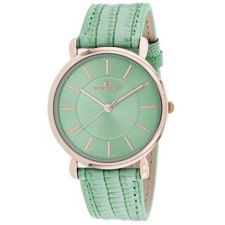 Oceanaut Women's Alma OC2214 Green Dial watch