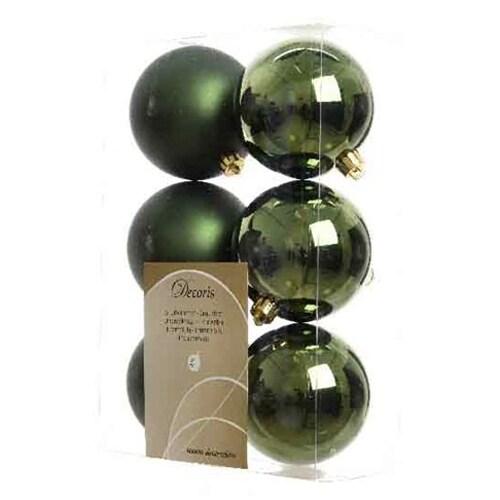 Shatterproof Ball Set of 6