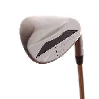 New Nike Engage Wedge 58* (Toe Sweep) X3X RH w/ Red Tour Wrap Grip