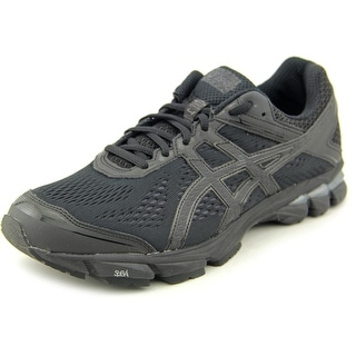 Asics GT-1000 4 Men  Round Toe Synthetic Black Running Shoe