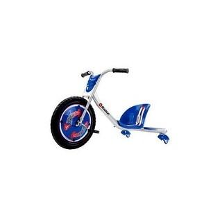 Razor 20036542 riprider 360 caster trike blue