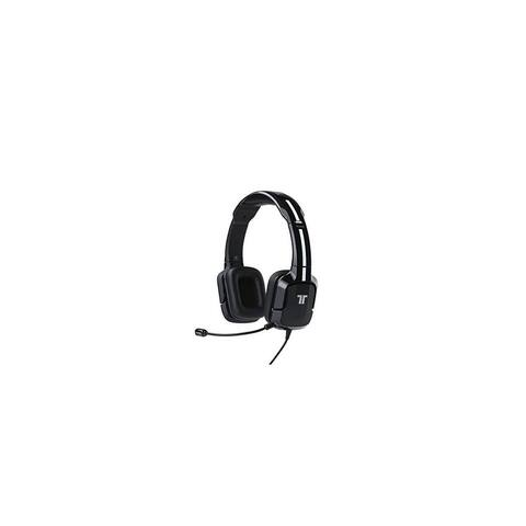 Tritton Kunai Stereo Headset BLK 3.5mm Microphone f/ PC or Mac