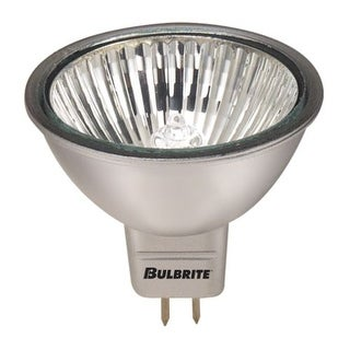 Bulbrite 638351 Pack of (5) 35 Watt Dimmable MR16 Shaped GU5.3 Base Halogen Bulbs