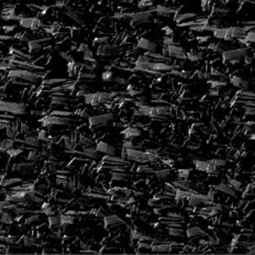 "Prest-O-Fit 2-0050 Black Jumbo Wraparound Plus RV Step Rug 23/"""