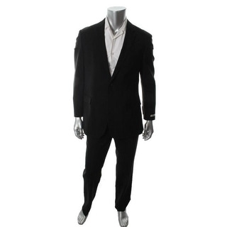Kenneth Cole New York Mens Wool Flat Front Tuxedo - 44L