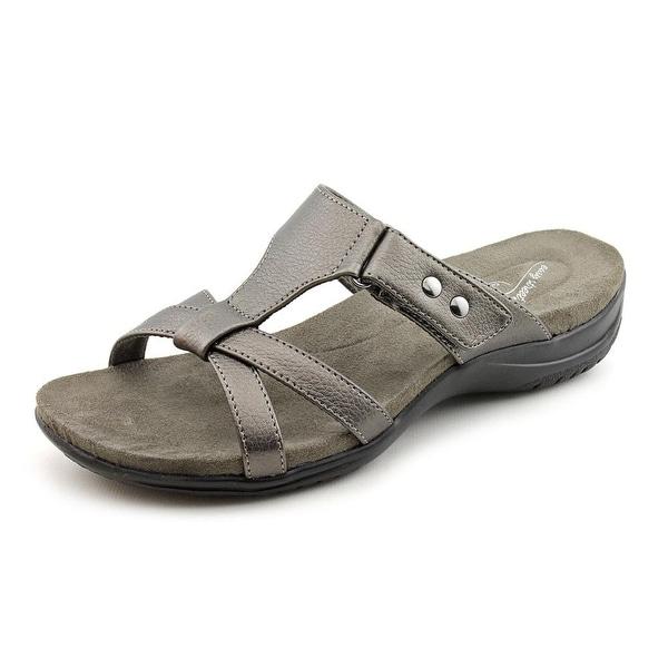 Easy Street Blaze   Open Toe Synthetic  Slides Sandal