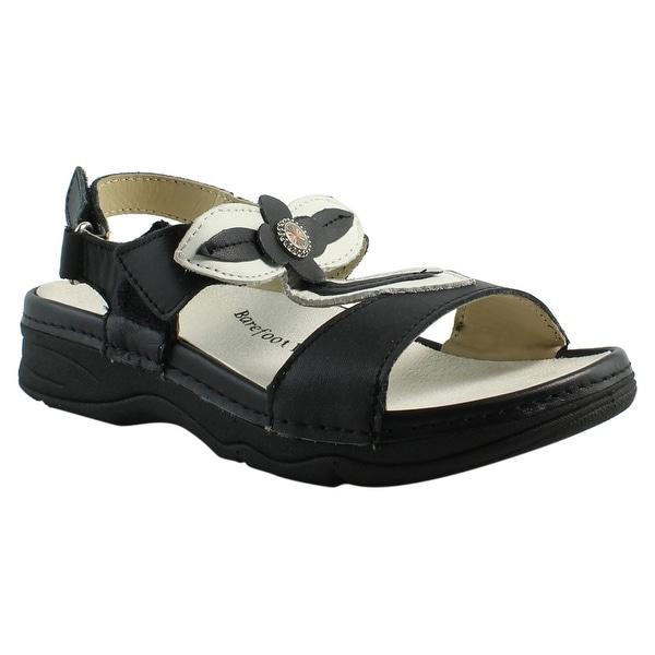 cb9cf4776 Shop Barefoot Freedom Womens Drew Alana Black Sandals Size 5.5 (C