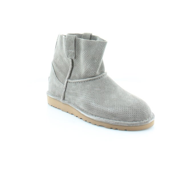 UGG Classic Unlined Women's Boots Gray - 8
