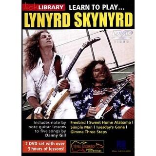 Lick Library: Learn to Play... Lynyrd Skynyrd - DVD
