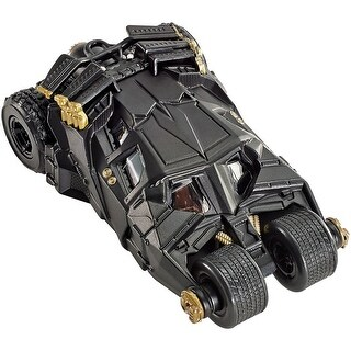 Hot Wheels 1:50 The Dark Night Batmobile - Multi