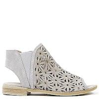 Musse & Cloud Nikita Women's Sandal, Grey, Size 8.0 - 8