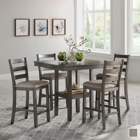 Benwick 5-Piece Counter Height Dining Set