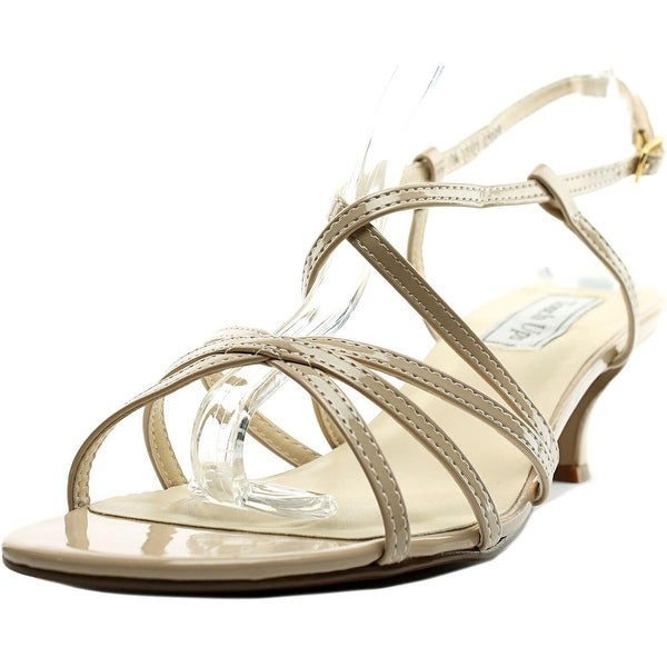 Touch Ups Eileen Women Open Toe Synthetic Nude Sandals