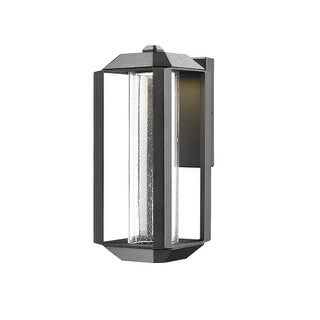 Artcraft Lighting AC9101 Wexford Single Light LED Outdoor Wall Sconce