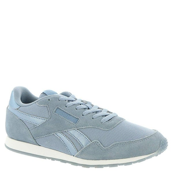 Reebok Womens royal ultra Low Top Lace Up Running Sneaker