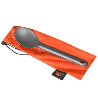 TOAKS Ultralight Portable Titanium Camping Spoon