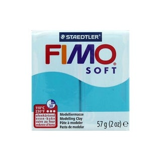 Fimo Soft Clay 57gm Peppermint