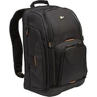 Case Logic 4T9679 SLR Camera & Notebook Backpack - Black