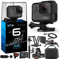 GoPro Hero6 Extreme Action Kit Bundle