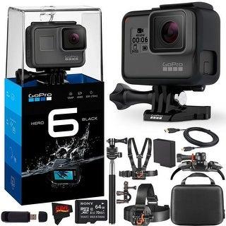 GoPro Hero6 Extreme Action Kit Bundle