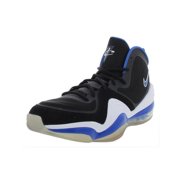 wholesale dealer 6c756 0388c Shop Nike Mens Nike Air Penny V Basketball Shoes Training Breathable - Free  Shipping Today - Overstock - 27876122