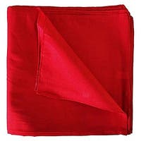 Set of 108 Mechaly Unisex Solid 100% Cotton Plain Bandanas - Bulk Wholesale