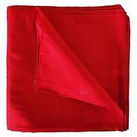 Set of 108 Mechaly Unisex Solid 100% Polyester Plain Bandanas - Bulk Wholesale