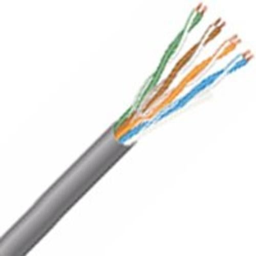Southwire 57557901 Cat 5E Data Cable, 350MHZ, 1000', Gray
