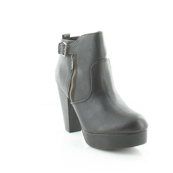 Matterial Girl Raelyn Women's Heels Black