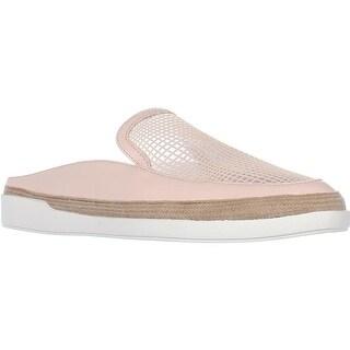 Carlos Carlos Santana Pacey Flat Slip On Mules, Pink