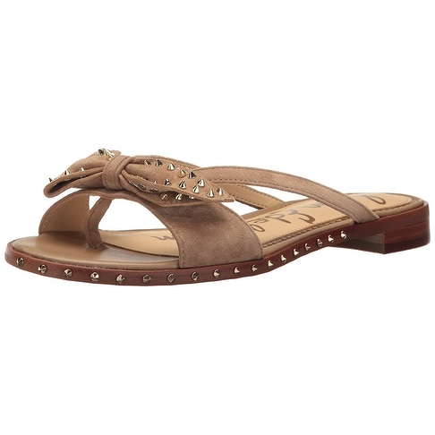 719042d98 Shop Sam Edelman Womens Dariel Open Toe Casual Slide Sandals - Free  Shipping Today - Overstock - 19855203