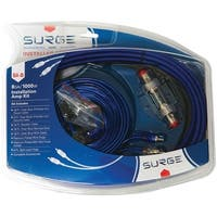Surge Si-8 Installer Series Amp Installation Kit (8 Gauge, 1,000 Watts)