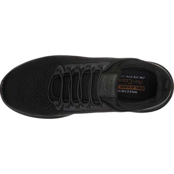 Shop Skechers Men's Delson Brewton Sneaker BlackBlack