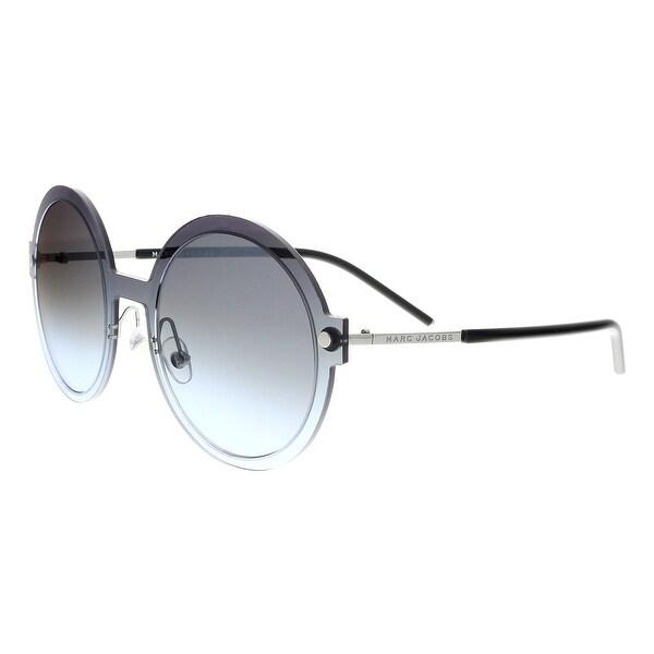 03bdb3c84fe0 Shop Marc Jacobs MARC 29/S 0FSE GO Ruthenium Round Sunglasses - 54 ...