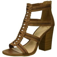 Fergalicious Womens Vellore Open Toe Casual Strappy Sandals