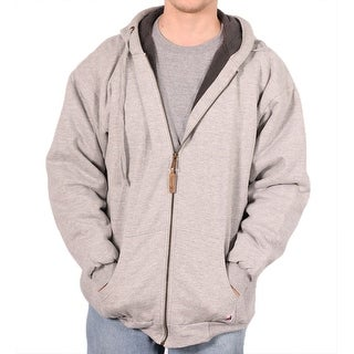 Farmall IH TALL Men's Sherpa-Lined Hoodie