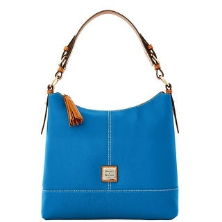Dooney & Bourke Pebble Grain Sophie (Introduced by Dooney & Bourke at $298 in Nov 2015) - Blue
