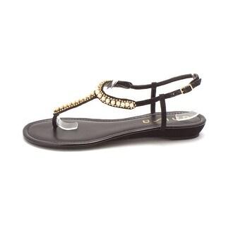 Unisa Womens Unlawren Split Toe Casual T-Strap Sandals - 8.5