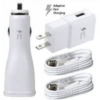 Samsung Adaptive Fast Charging Home & Car Charger Combo