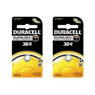 """""""Battery for Duracell D364 (2-Pack) Replacement Battery"""""""