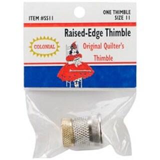 Size 11 - Raised-Edge Thimble